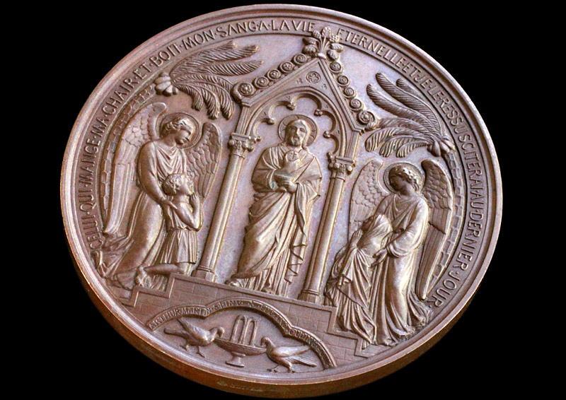 for Andre caplet le miroir de jesus